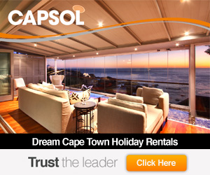 Capsol Holiday Rentals in Cape Town