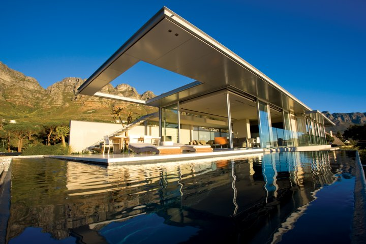 Top 5 Cape Town Villas Worthy Of A Movie Set