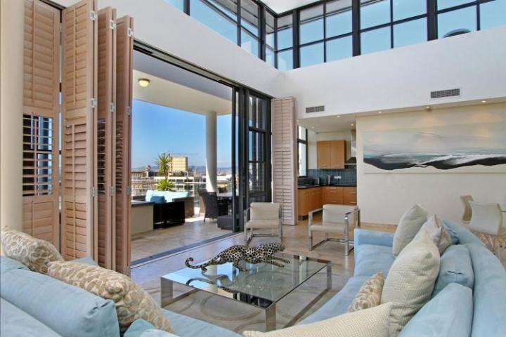Cape Town City Centre Apartments Rent